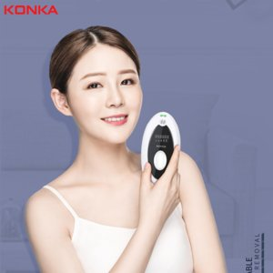 KONKA 350000 flash professional permanent IPL epilator laser hair removal electric women painless threading hair remover machine