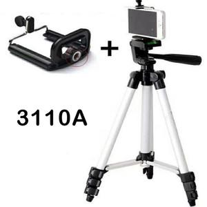 Treppiede del telefono cellulare Treppiede Videocamera Videocamera Treppiede leggero Portable Selfie Phone Live con supporto telefonico remoto