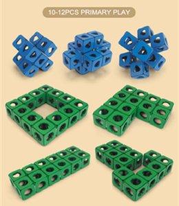 22 Le transfert de la vente chaude Type de pensée tridimensionnelle Type de réflexion en bois d'enfants Building Building Toys éducatifs