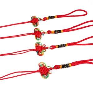 10 pcs Knots Chineses Borlas Tecelagem Hang Rope Jóias Acessórios DIY Hand Crafts Decor Pingentes Materiais Cor Borboleta Linha H Jllqrp
