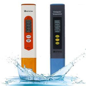 Digital PH Meter Tester for Water Quality, , Aquarium, Pool Hydroponics Pocket Size PH Tester ATC TDS&EC1