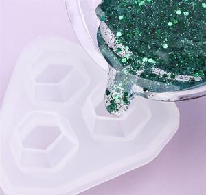 Diy Diamond Sile Mold Epoxy Uv Resin Jewelry Making Tools Moulds Cutting Shape Type Epoxy Resin Cake Mold bbypzii yh_pack