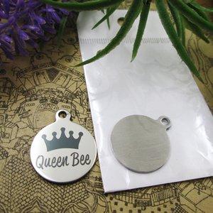 40pcs - «Queen Bee» прелесть нержавеющей стали больше стиля для выбора DIY очаровывает подвески для ожерелья