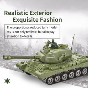 Vente chaude bon marché plastique friction camion-citerne avec Toy Boy pour Soldier Army To Play modèle du véhicule