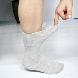 Diabetic Socks Prevent Varicose Veins Socks for Diabetics Hypertensive Patients Bamboo Cotton Material Women and Men