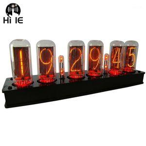 Kit de bricolaje electrónico In18 Nixie TUBE Digital LED Reloj regalo In-18 Resplandor Tube Reloj Boyfriend Regalo Creativo1