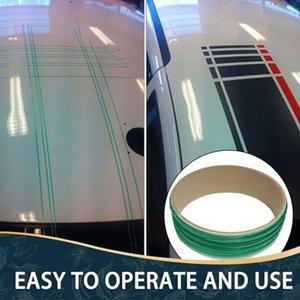 500 cm vinilo envoltura de automóviles placa de diseño de cinta instaguante línea etiquetas de automóvil herramienta de corte película de vinilo envoltura cortada accesorios de cinta H BBYDUV
