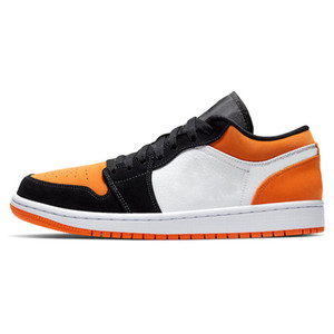 Nike Air Jordan 1 Basketball Shoes 1 Running Shoes Scarpe da basket Atletica Sneakers Scarpa da corsa per donna Sport Pine Green Court Senza scatola Eur 36-46