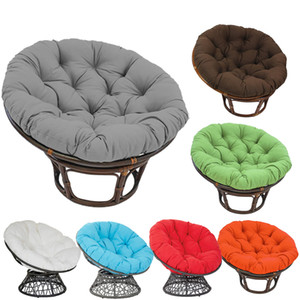 Soft Thicken Swing Hanging Basket Seat Cushion Soft Egg Chair Pad For Garden Indoor Outdoor Balcony Rocking Chair Cushion W1231