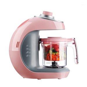 HBB-B0104 Bebek Pişirme Makinesi Karıştırma Suyu Makinesi Ev Otomatik Çamur Zamanlı Pişirme1