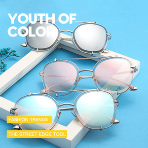 UANVIEW (UANVIEW новых людей солнцезащитные очки мужчины и женщины носят солнцезащитные очки DF17032