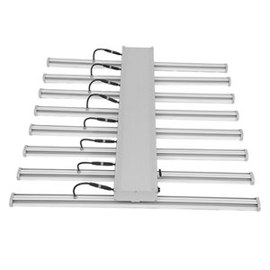 640W 8bars Full Spectrum Grow Light Kits Best Led Grow Lights Flowering Plant and Hydroponics System Led Plant Lamps