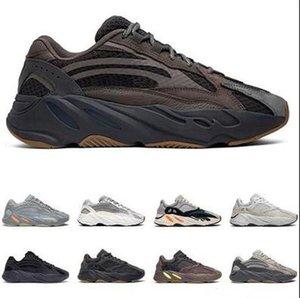 350yezzyyezzysmanera de la plataforma 700 Zapatos de onda de triple Runner malva inercia para hombre Kanye QcQ Hcy