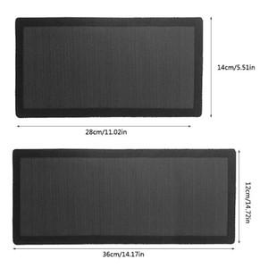 14x28mm / 12x36mm PC Chassis Kühlung Staubfilter Magnetische PVC Netzabweiser Lüfterabdeckung