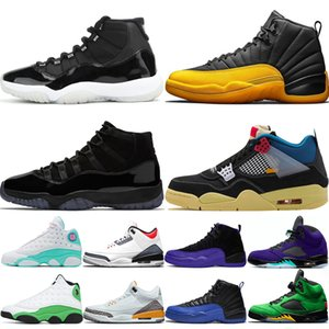 air retro retros 13s 11s 5s Zapatillas jumpman Court viola uomini 13s Scarpe da pallacanestro 13 mens Hyper Royal Alternate Black Cat Phantom Sneaker Trainer