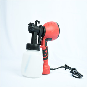 Spray gun high atomization household high pressure paint emulsion paint coating formaldehyde disinfection high-power gun spray machine