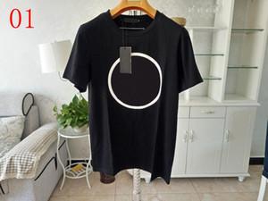 Neue Herren Damen Designer T Shirts Mann Mode Männer S Kleidung Casual T-Shirt Straße Shorts Sleeve 2020 Damen Kleidung Tshirts 2021 W-00569
