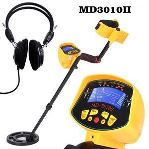 Metal Detector MD3010II Underground Metal Detector Gold Digger Treasure Finder Treasures Seeking Tool + Earphone1