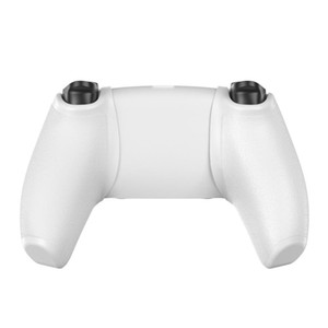 Thickened Anti-Slip Silicone Cover Skin Case for PS5 Controller Grip with 2 Thumb Stick Cap
