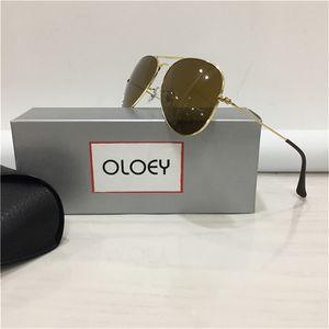 Sunglasses Mens Glasses Men Sunglasses Frame Womens Sunglasses Glasses Sun Glass Ourdoor Full Rim Sunglass Size 58-14mm with Box 64 8759
