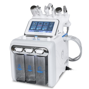 Hydro Microdermabrasion Skin Care Facial Cleaning Face Peel Clean Hydra Water Whitening Oxygen Jet Peel Machine Beauty Salon Equipment