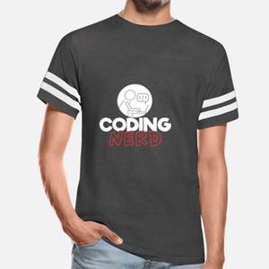 Codificación Nerd - Programador T Shirt Personalizado Impresión Sportswear Tacksuit Hoodie Sudadera Sudadera