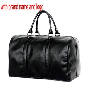 Capacity Design Large Fashion Shoulder Handbag Travel Duffle Bag Men Women Travel Bag PU Leather Messenger Bags Vintage Mens X1Hcb 6348