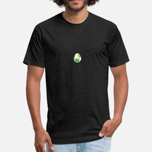 Yoshi Egg Mario Brothers T قميص الهزلي جميل أحدث رياضة رياضية هوديي البلوز