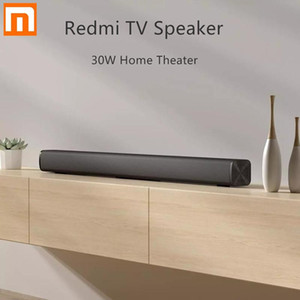 Xiaomi Youpin Redmi TV Bar Speaker Wired and Wireless 30W Bluetooth 5.0 Home Surround SoundBar Stereo for PC Theater Aux 3.5mm
