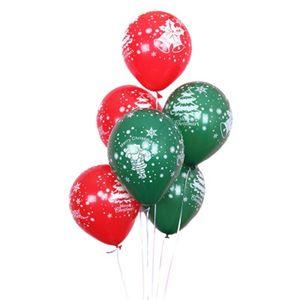 شجرة صور ديكورات البالونات راية ميلاد سعيد بوث الدعائم عيد الميلاد Globos للمنزل الحلي السنة الجديدة ديكو