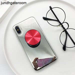 Ring Magnetic Finger Phone Original Round Holder CD Grip Car Mount Mobile Lazy Stand Universal For Smartphone