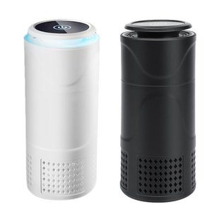 USB Household Air Purifiers Air Fresheners for Pet Hair, Odor and Bacteria Purification Car or Bedroom Smoke, Dust Remover