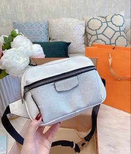 Mens Bolsas de ombro Designers Messenger Bag Famoso Trip Bags Pasta Cross Codbody Brand L0G0