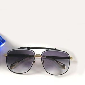Top K Gold Uomo Eyewear Car Occhiali speciali Quattro quadrato Titanio Telaio Top Quantità Outdoor UV400 Occhiali da sole Occhiali da sole Observer II Top Quality Vendita calda
