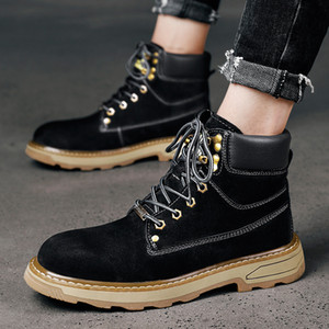 Classic Boots Mens Boots Men Women Waterproof Casual Martin Boot High Cut Snow Boots Hiking Sports Trainer Shoes Sneakers
