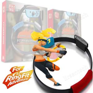 Para Ns juego del anillo de ajuste aptitud aventura más fácil de Lose Weight los productos Deportes es el cinturón de cintura ajustable con correa elástica Pierna