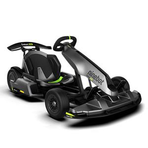 Ninebot Gokart Kart Kit Refit Smart Balance 스쿠터 카트 레이싱 가스 밸런스 전기 호버 보드 전기 hoverboardkart를위한 카트 경기