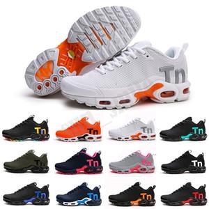 Mercurial Plus Tn KPU Desinger Koşu Ayakkabıları Erkekler Chaussure Homme TN Artı Sneakers Erkek Spor Eğitmenleri EUR 40-46
