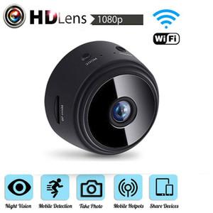 Wifi Mini IP Camera 1080P Night Vision Camcorder Motion DVR Micro Camera Sport DV Video small Remote Monitor P2P