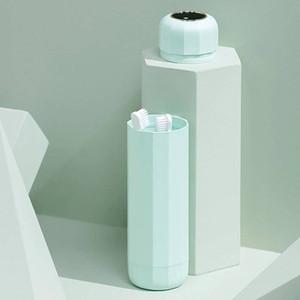Spedizione gratuita Produttori diretti Vendite diretta Portatile Led UV spazzolino da denti sterilizzatore trave asciugamano scatola di disinfezione
