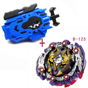 Launchers Beyblade Burst B-128 B-122 B-145 Toupie Bayblade bursts Metal God Spinning Top Bey Blade Blades Toy YHSM0001