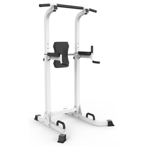 Indoor Horizontal Bar with Backrest Multifunctional Pull-up Chin-up Training Parallel BarsFitness Vertical Knee Raise Machine