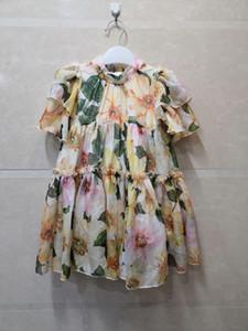 Girl Dress 2021 Newset children Baby Dresses Birthday Dress Female Baby Summer Clothes Kids Girl Clothes