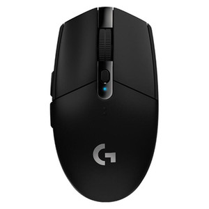 G304 LIGHTSPEED Wireless Mous 6 Кнопка Wireless HERO Sensor 12000DPI Game Mouse Регулируемая Gaming Оптическая мышь для PUBG