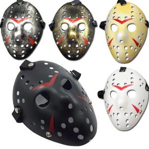 Archaistic Jason Mask Full Face Antique Killer Mask Jason vs Friday The 13th Prop Horror Hockey Halloween Costume Cosplay Mask