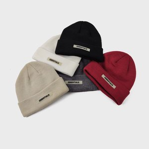 Fear Of Warm God ESSENTIALS Cap Beanie Street Outdoor FOG Hat Cold Travel Fishing Casual Autumn Winter Sport Knitted Small Vkbmc