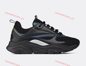 2020 New hot Men Women Sneakers Canvas Sneakers B22 Trainers Shoes Calfskin Luxe Sneakers Technical Walking Trainer size 35-45