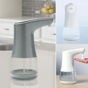 욕실 용 자동 거품 비누 디스펜서 비접촉식 비누 디스펜서 적외선 모션 센서 조정 포밍 분배