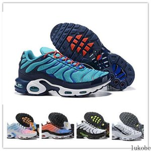 Wholesale Fashion Tn Plus GS Greyy SE OG CQ Decon Pack Mercuriales Running Shoes Mens Womens Sports Shoes Chaussures Blue lukb