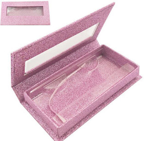 Shinning Colors Box Wholesale Square False Eyelash Packaging Box Fake 3d Mink Eyelashes Boxes Faux Cils Magnetic Case L bbyiJf sweet07
